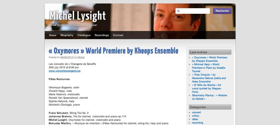 Michel Lysight