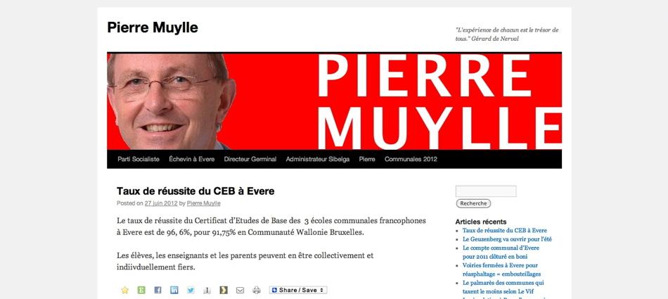 Pierre Muylle